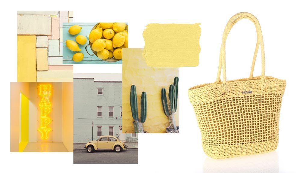 colors pastels amarillo