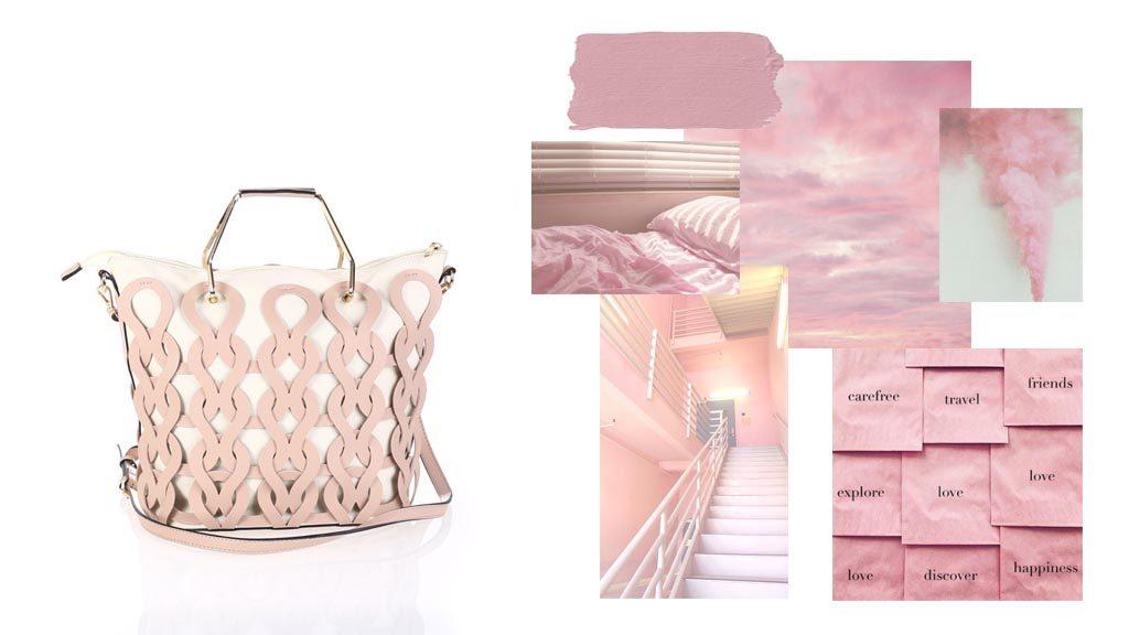 colors pastels pink