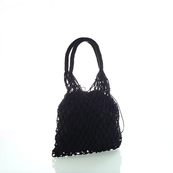 bolso shopper red negro