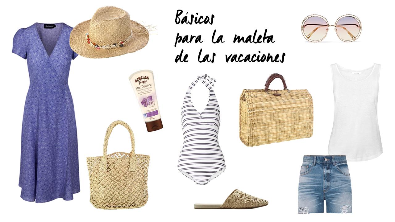 Kbas básicos maleta verano